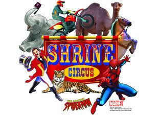 Aladdin Shrine Circus
