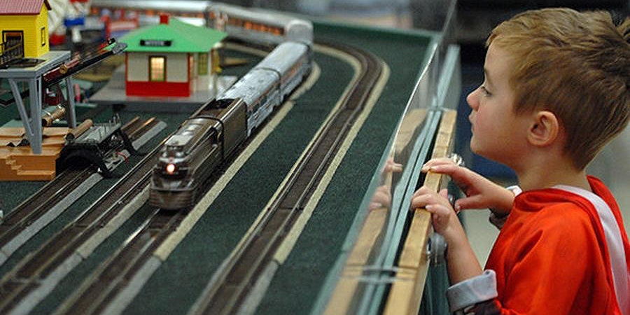 Buckeye Model Train Show