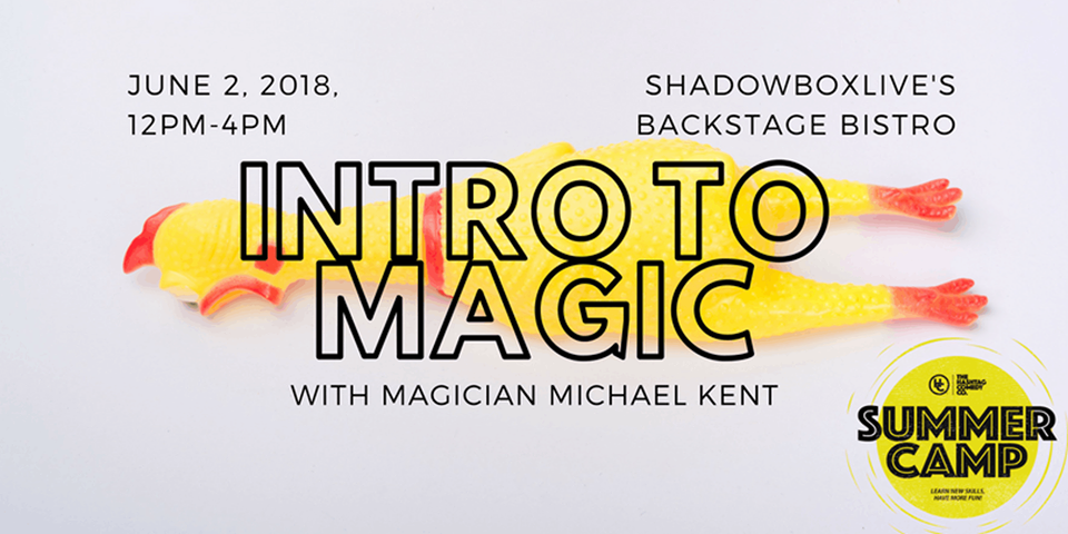 Intro to Magic