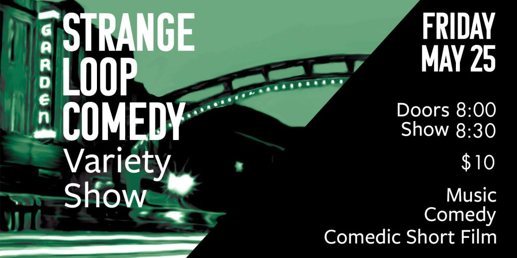 Strange Loop Comedy Variety Show