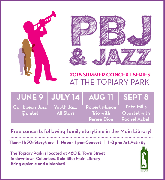 PBJ and Jazz Family Concerts