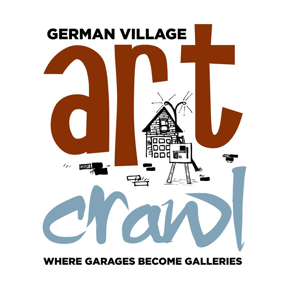 German Village Art Crawl