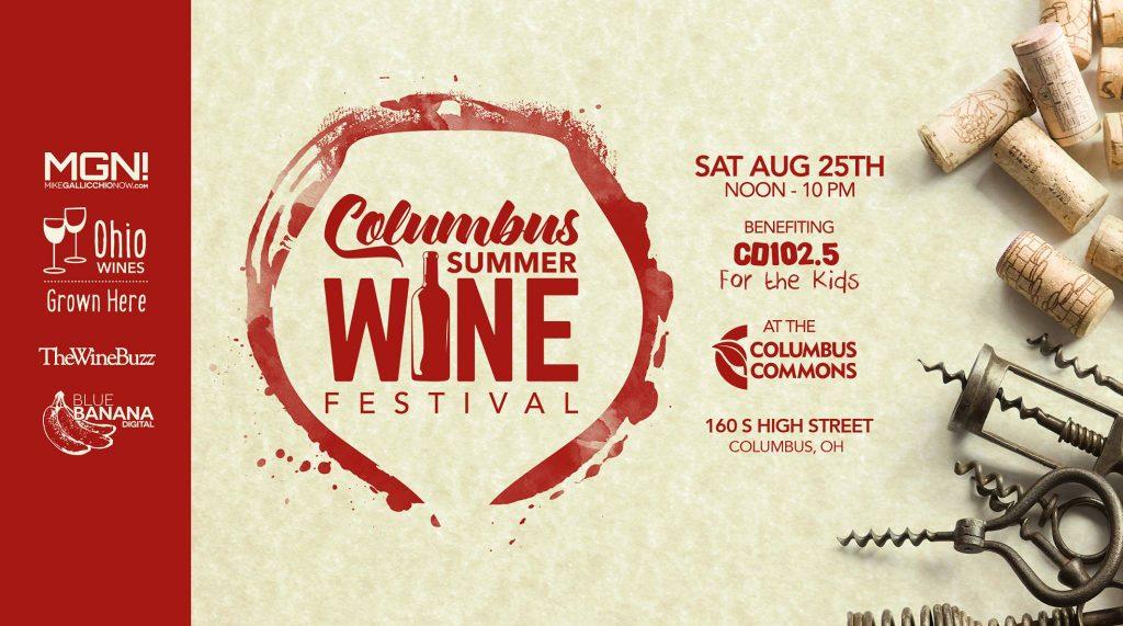 Columbus Summer Wine Festival