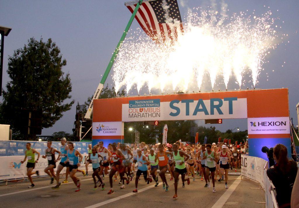 2018 Columbus Marathon