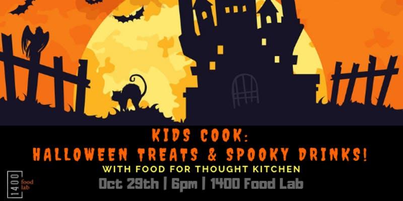 Kids Cook Halloween