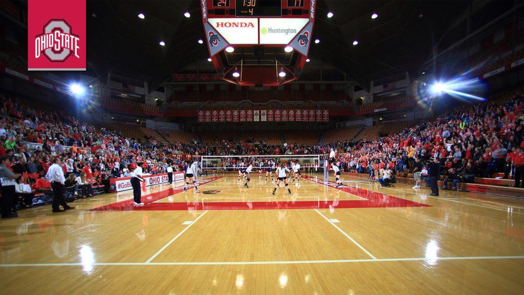 Ohio State Womens Volleyball Tournament