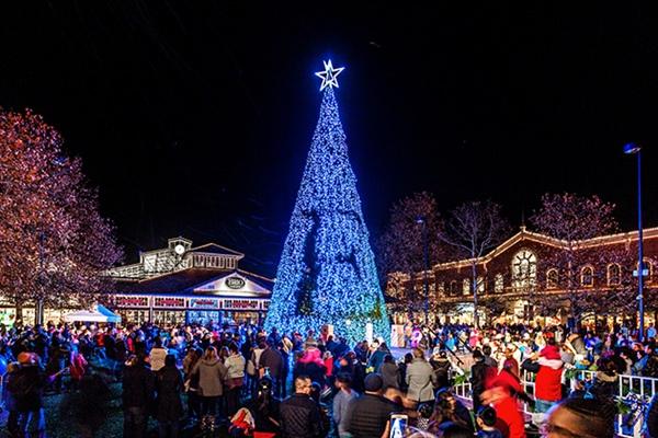 Holiday Lighting Ceremony