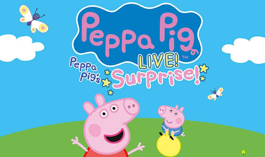 Peppa Pigs Surprise