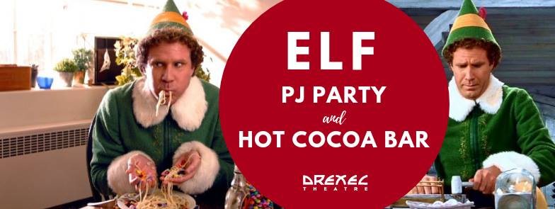 Elf PJ Party