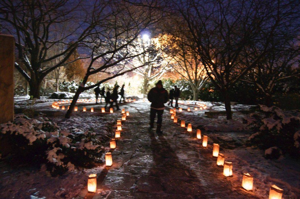Winter Solstice Labyrinth Walk