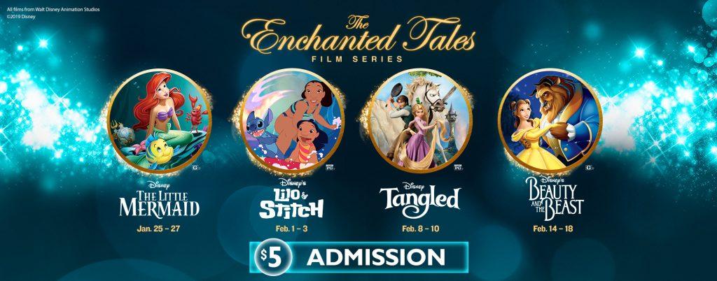Disney Enchanted Tales Series
