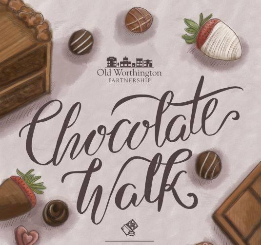 Old Worthington Chocolate Walk