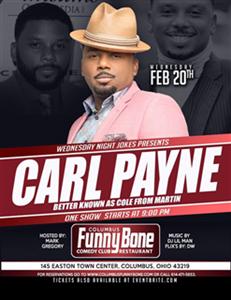 Carl Payne
