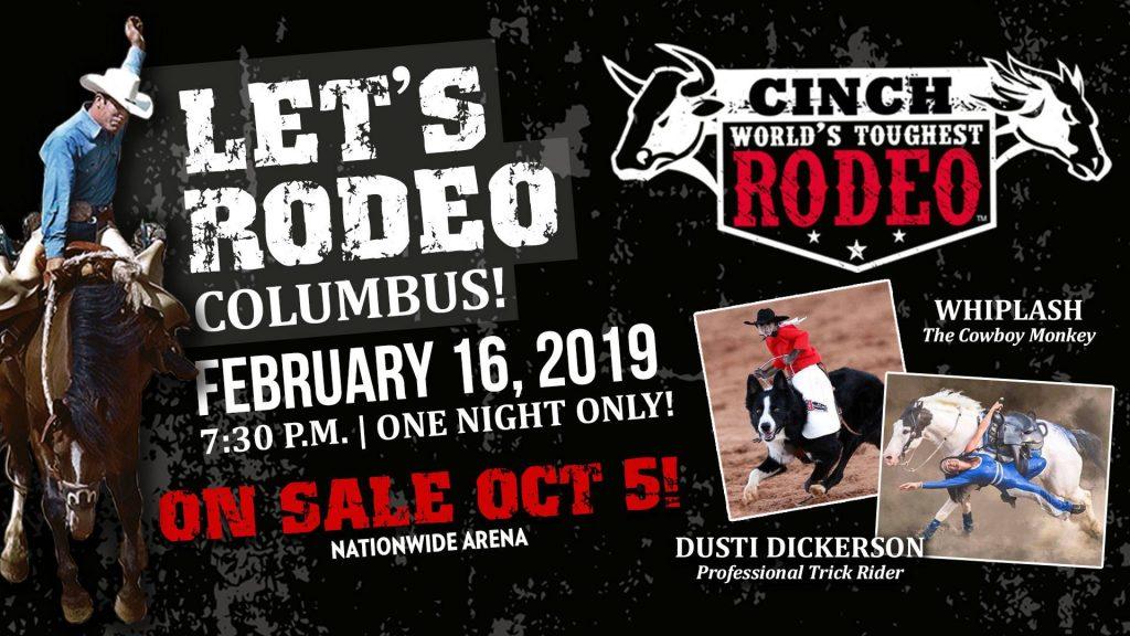 Cinch Worlds Toughest Rodeo
