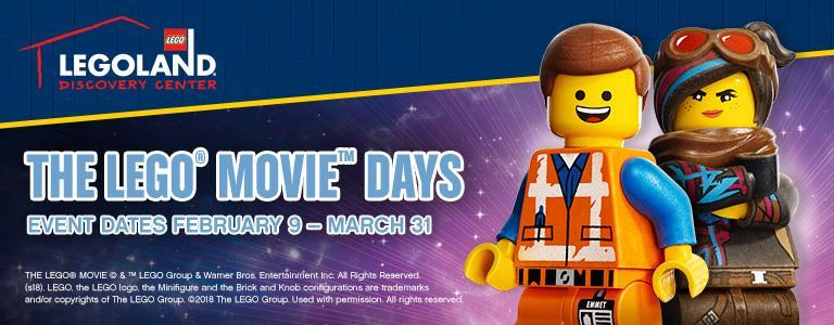 The Lego Movie Days
