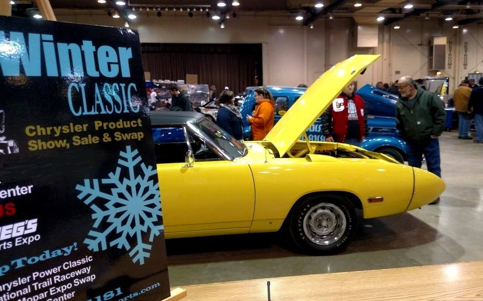 Winter Classic Motorsports Expo