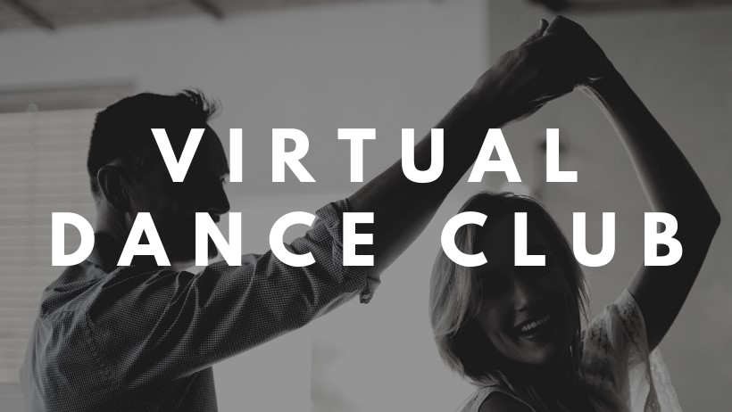 virtual dance lesson