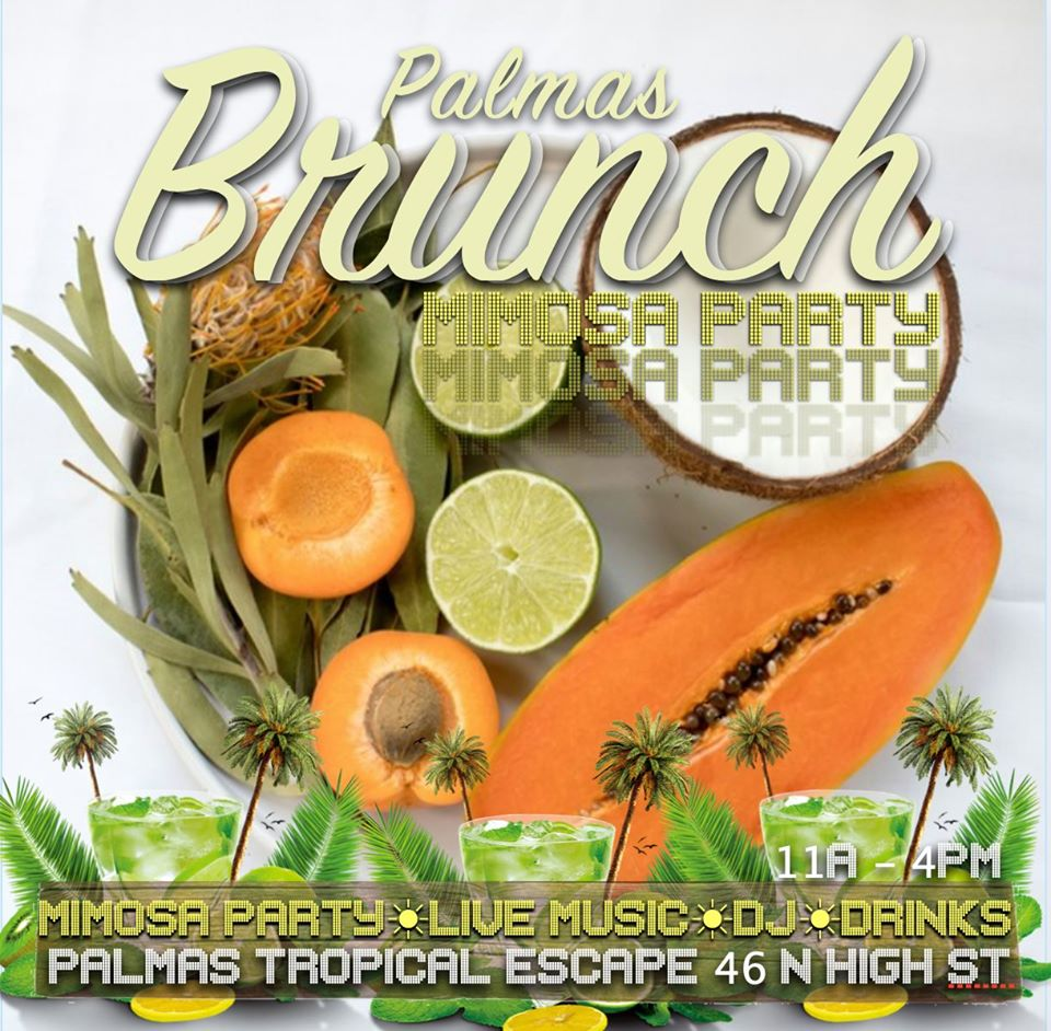 brunch in paradise